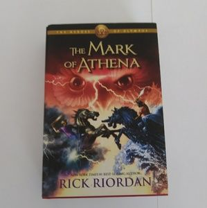 Other - Disney Hyperion The Mark of Athena